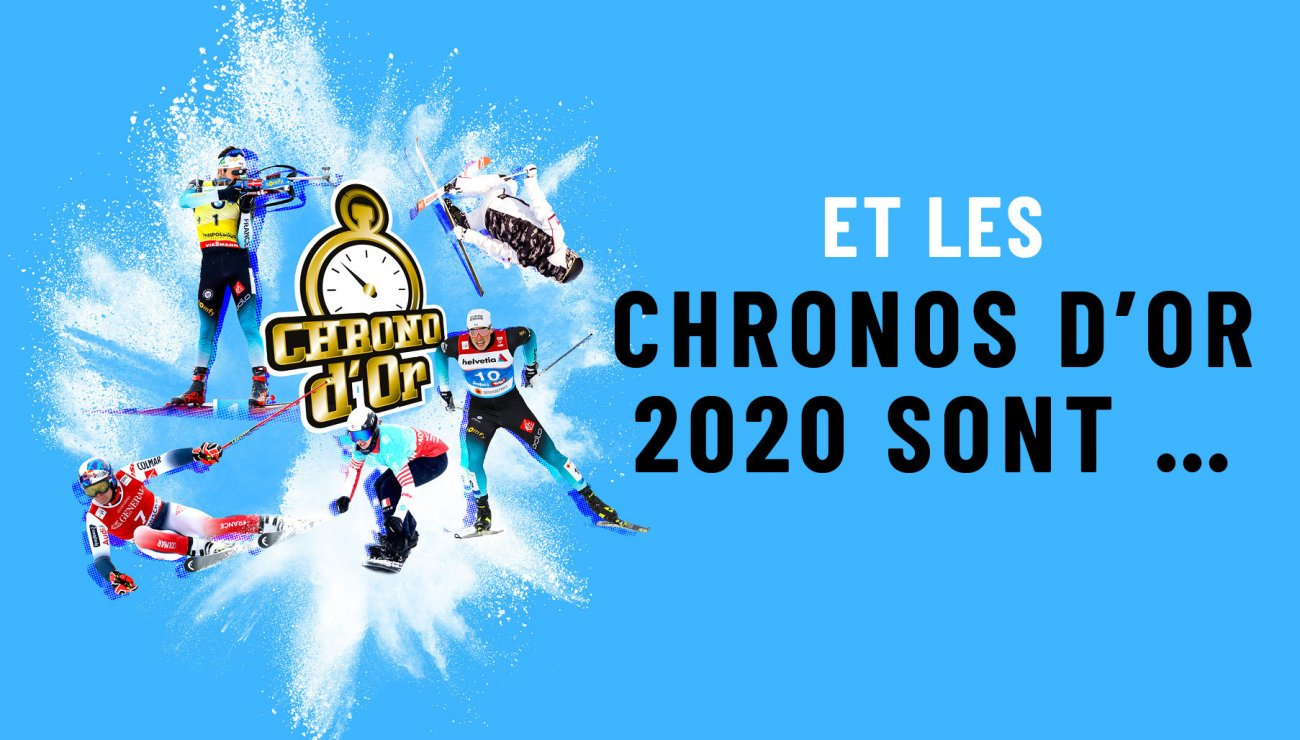 Chrono d'or résultats