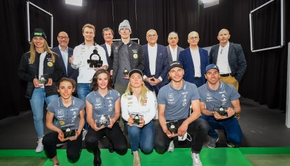 Chronos d'or 2021 photo de groupe